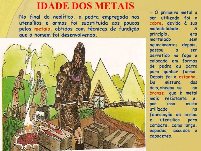 IDADE+DOS+METAIS