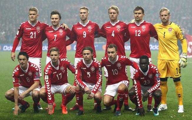 seleçao dinamarquesa