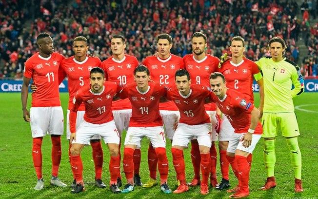 Seleção Suiça