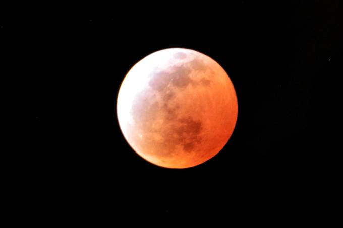 lua de sangue