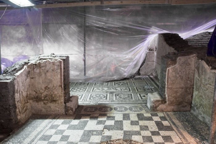 roma arqueologia