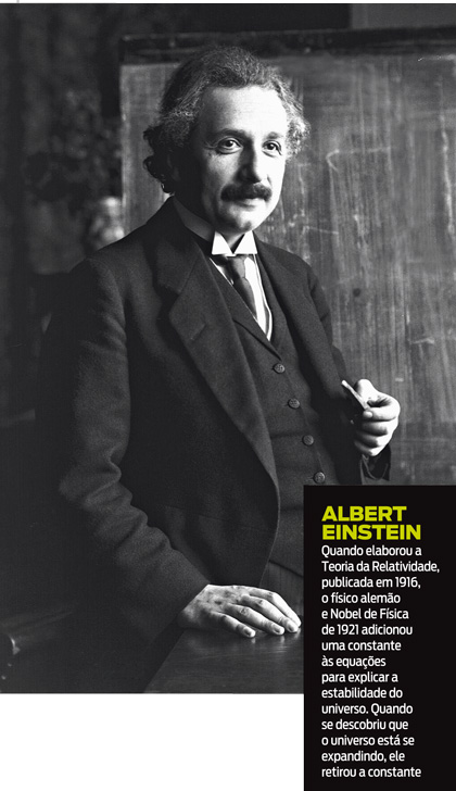 erro de Einstein