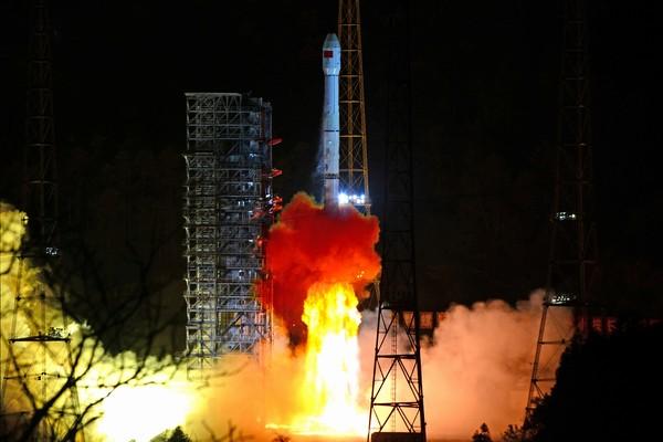 china foguete