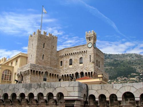 palacio de monaco