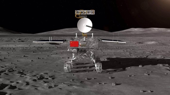 sonda chinesa