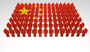 china população