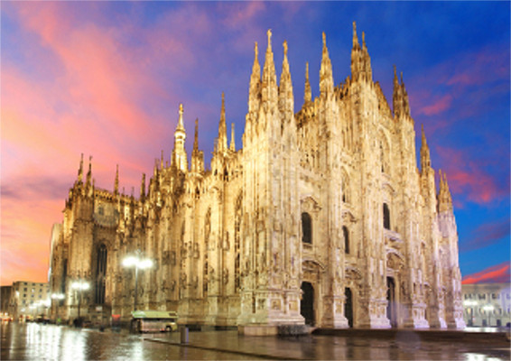catedral-milao-na-italia