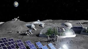 oxigenio na lua