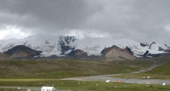 tibete geleira